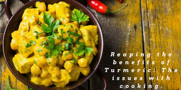 reaping the benefits of turmeric