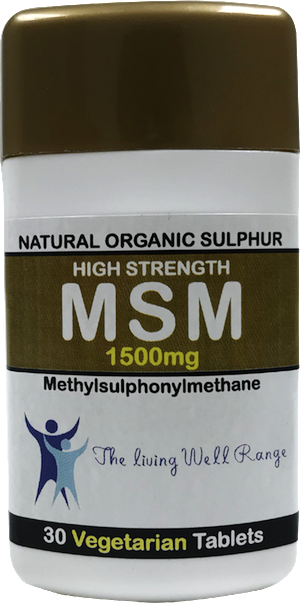 msm 1500mg high strength