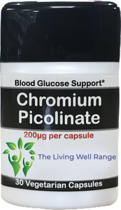 vegan chromium piclonate