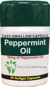 peppermint oil 50mg