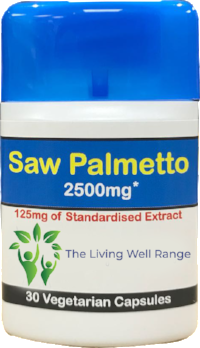 saw palmetto 2500mg