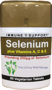 selenium with vitamins