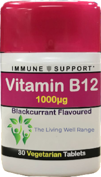 vitamin b 12 chewable