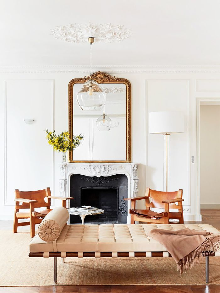 Design Ideas from the City of Love to Make Your Home Insanely Chic