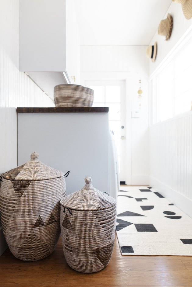 Top laundry room storage ideas to fit all budgets and square footage
