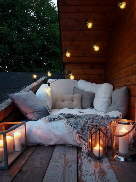Cozy Outdoor Spaces You'll Love