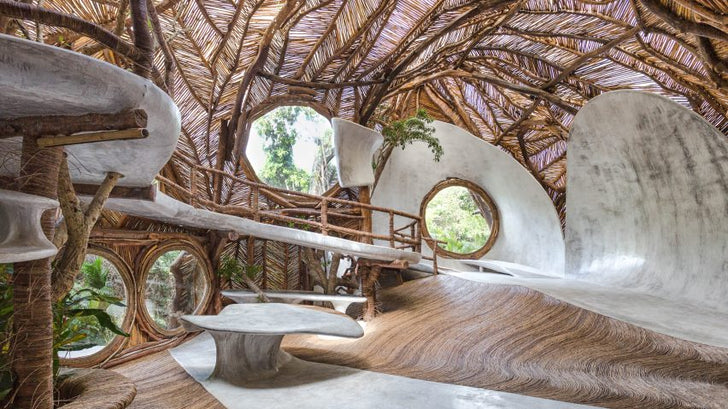 Tulum Eco-Luxury Treehouse, Azulik Jungle Resort