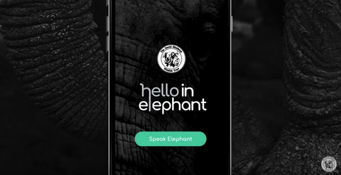 Hello in Elephant