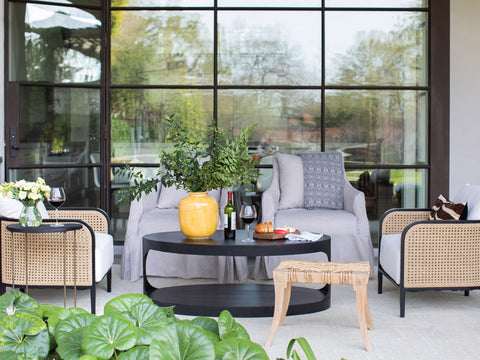 Mix-and-Match Materials for Your Outdoor Patio