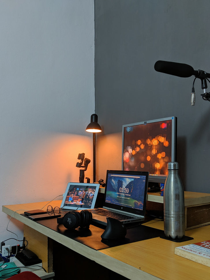 Best desk lamps for your home video office