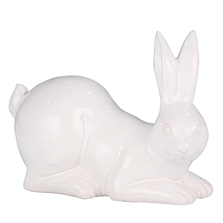 WHITE RABBIT 14"