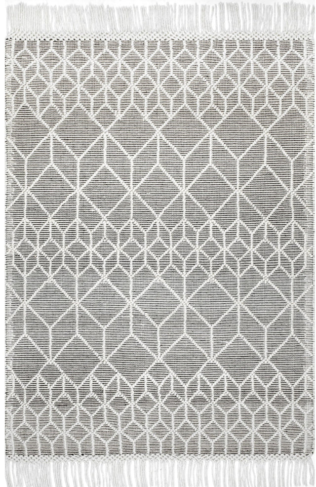 DASSAH TEXTURED GEOMETRIC