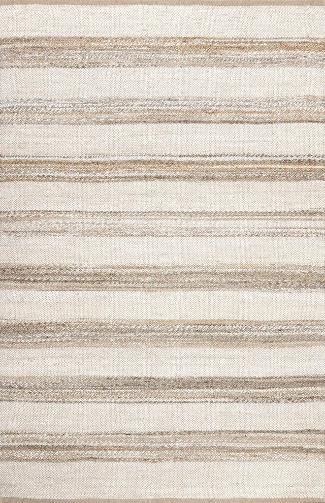 JAELLE STRIPED JUTE