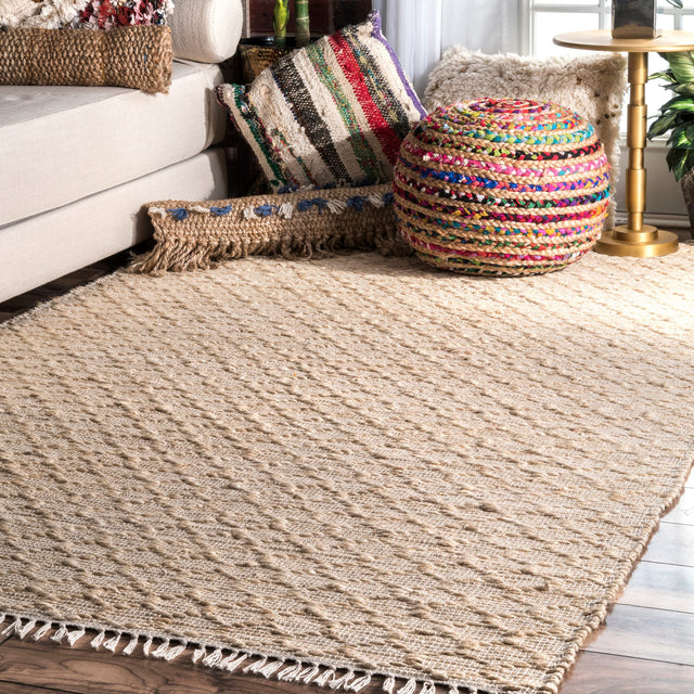 HANDMADE NATURAL ALI | RUGS