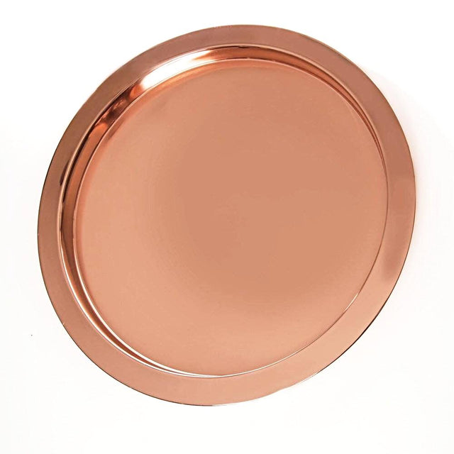 COPPER TRAY 16""