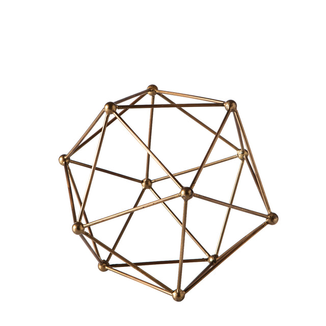 BRASS POLYGONS | OBJECTS