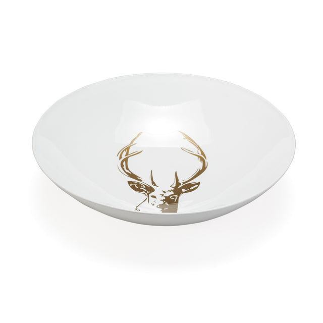 "STAG GOLD BOWL, 13"" LARGE"