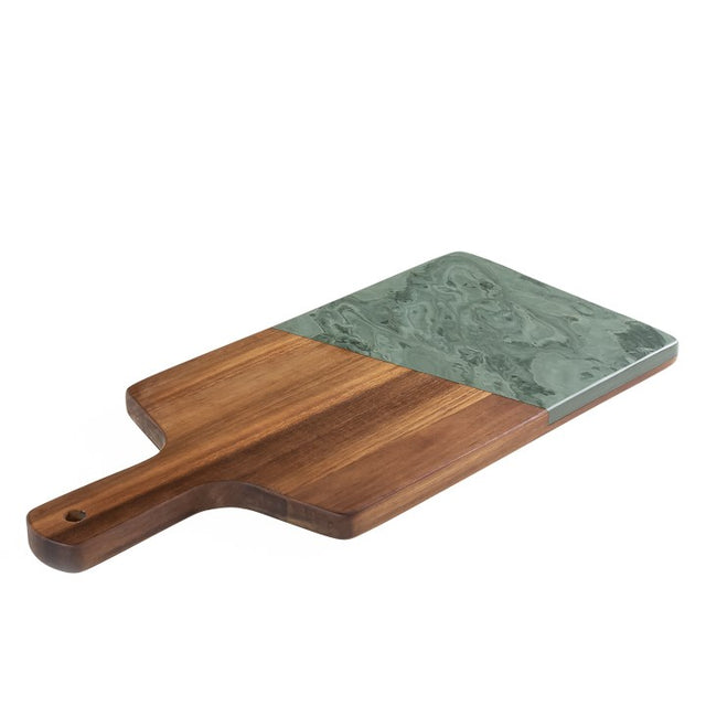 ACACIA & EMERALD GREEN SLATE PADDLE BOARD