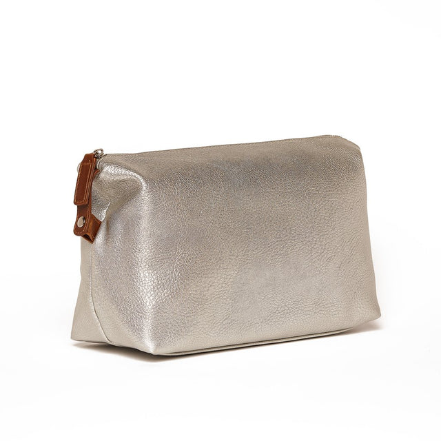 CROFT VEGAN SILVER DOPP KIT