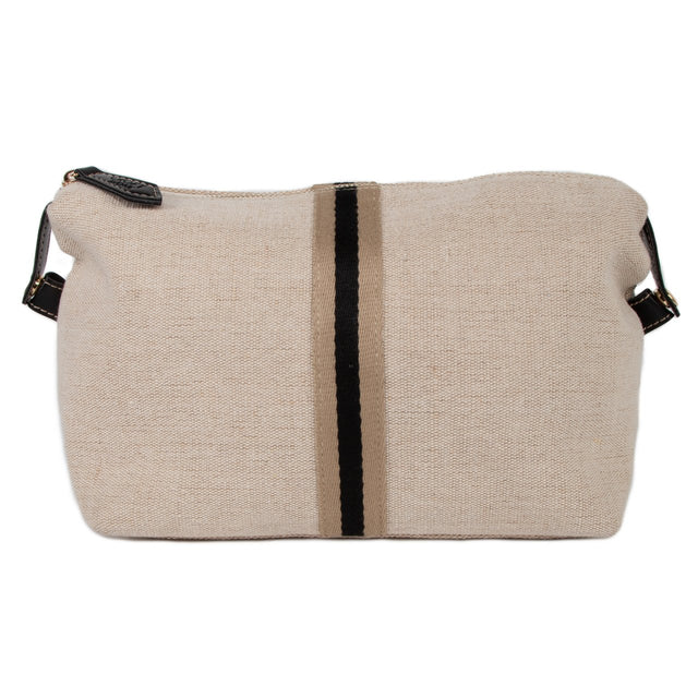 SAFARI LINEN DOPP KIT