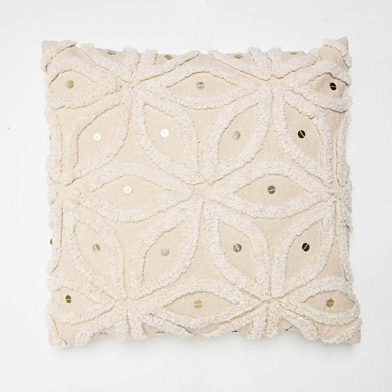 NOMADIC COTTON THROW PILLOW (FROM INDIA)
