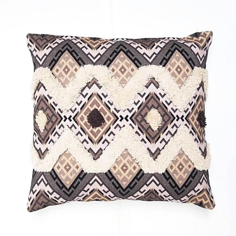 IVORY KILIMANJARO PILLOWS (INDIA)