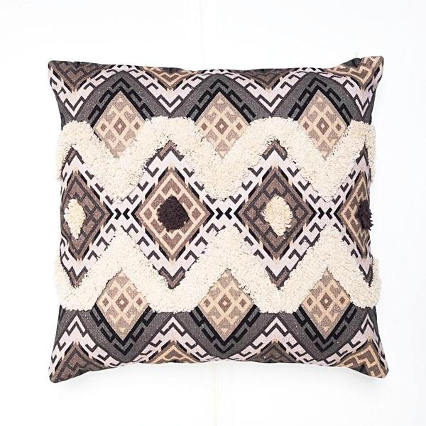 IVORY KILIMANJARO PILLOWS (FROM INDIA)