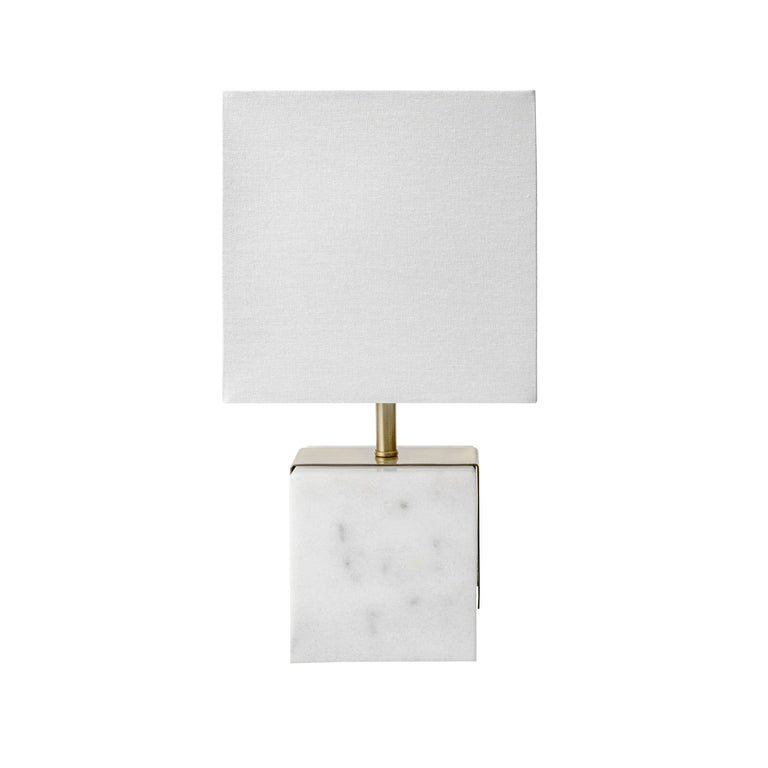 MARBLE TABLE LAMP - 17