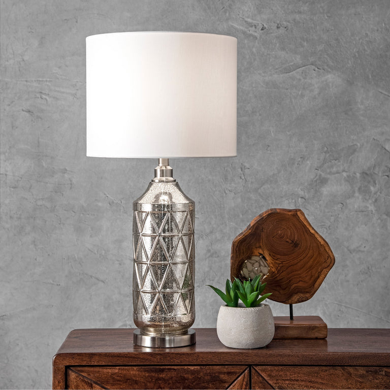 GLASS REACTIVE TABLE LAMP - 30