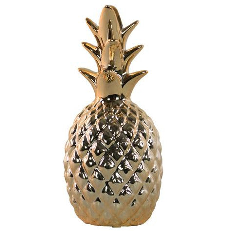 GOLD PINEAPPLE, 10""
