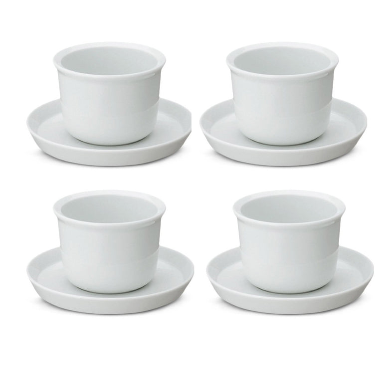 CERAMIC TEA CUP & SAUCER (FROM JAPAN)