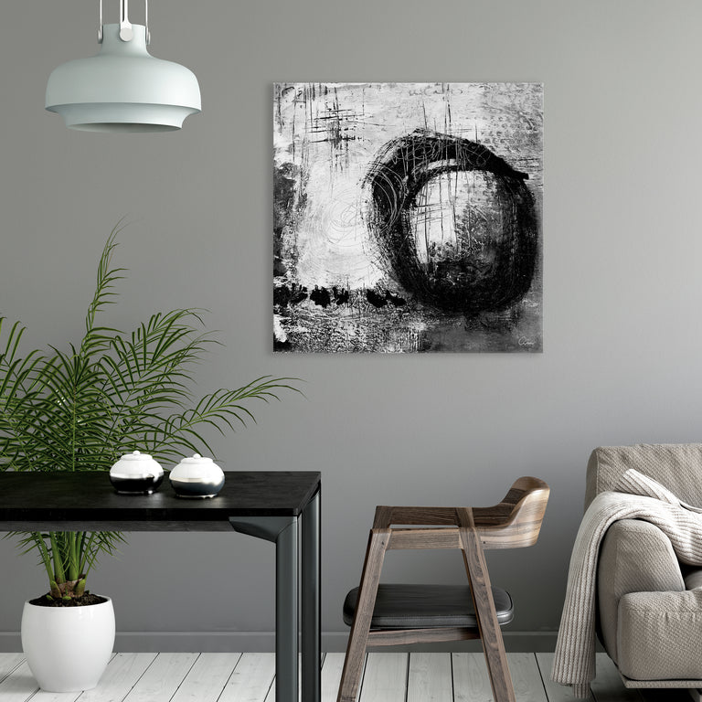 Laughter by Ann Golumbuk (Canvas Wall Art)