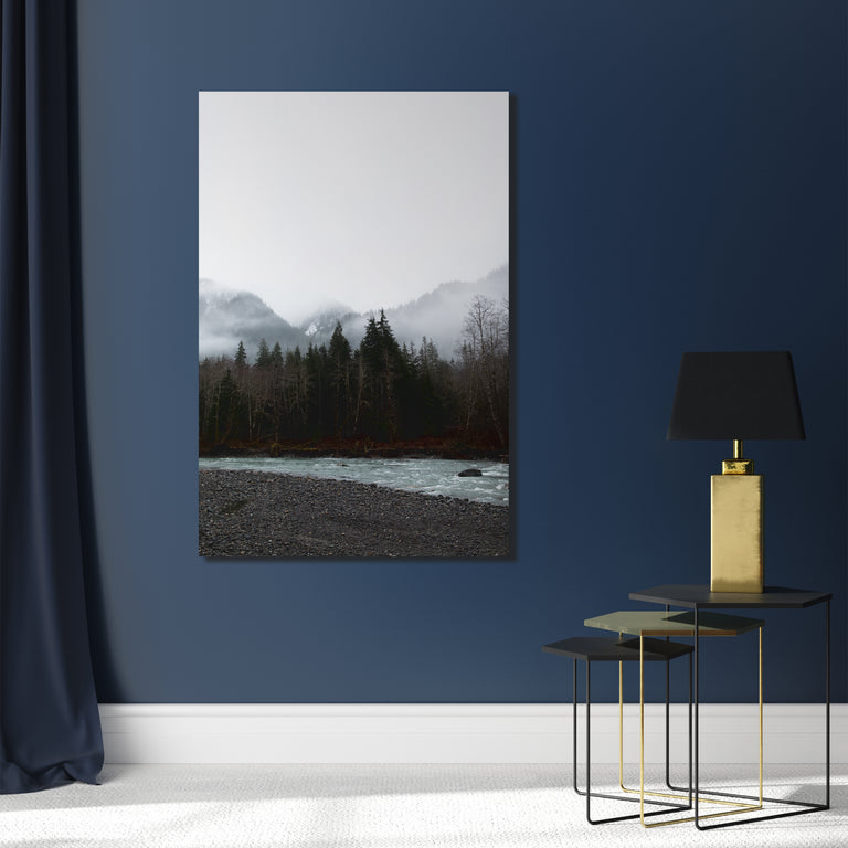 Glades by Addison Jones | stretched canvas wall art