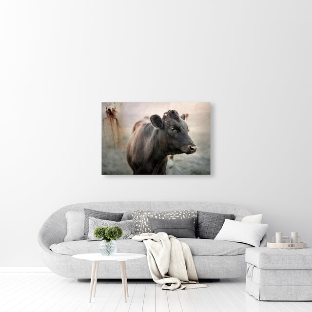 My Good Side by Brandon Luther | stretched canvas wall art
