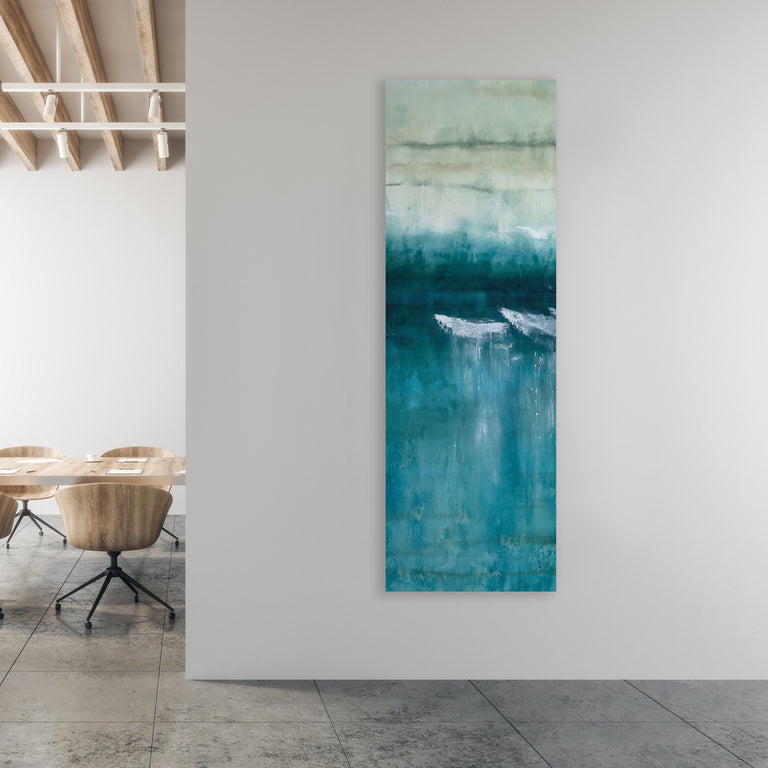 Oceana II by Barclay Butera | stretched canvas wall art