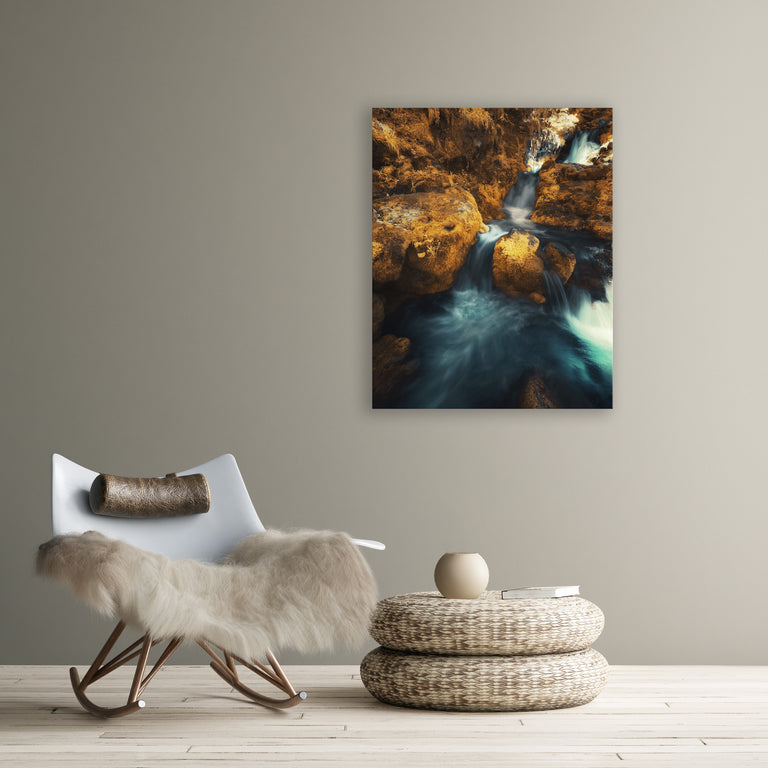 Wat'ir by David Keochkerian | stretched canvas wall art