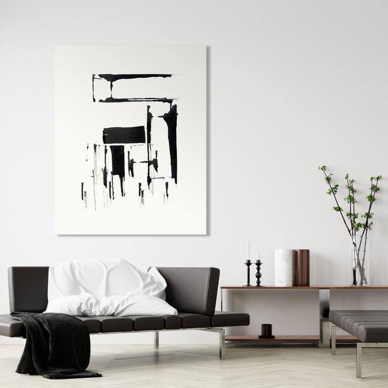 Edifice by FORM Design Studio | stretched canvas wall art
