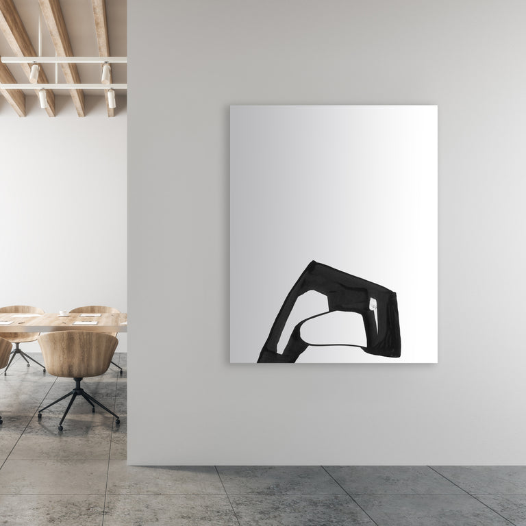shelter by FORM Design Studio (Canvas Wall Art)