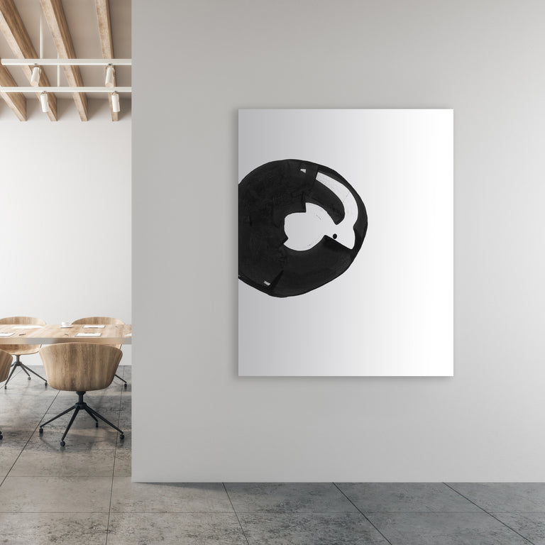 reflection by FORM Design Studio (Canvas Wall Art)