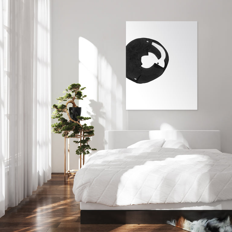 reflection by FORM Design Studio | stretched canvas wall art