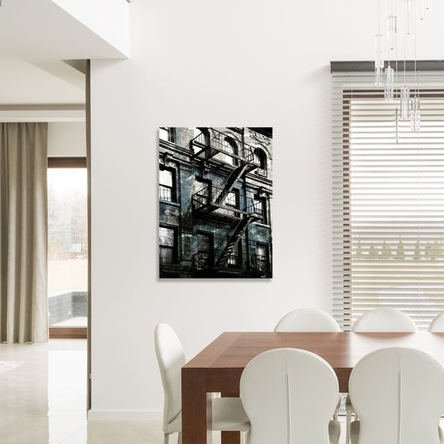City Escape I by Austin Beiv | stretched canvas wall art