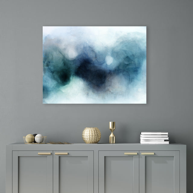 Deep in the Water by Peyton Gray | stretched canvas wall art