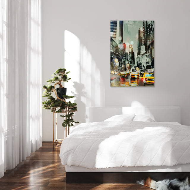 After the Rain by Peyton Gray | stretched canvas wall art