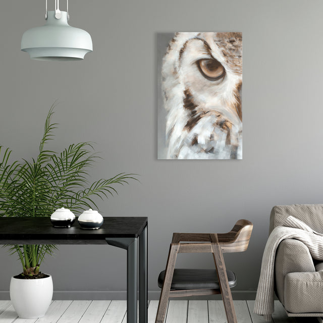 Nocturnal I by D'Alessandro Léon | stretched canvas wall art