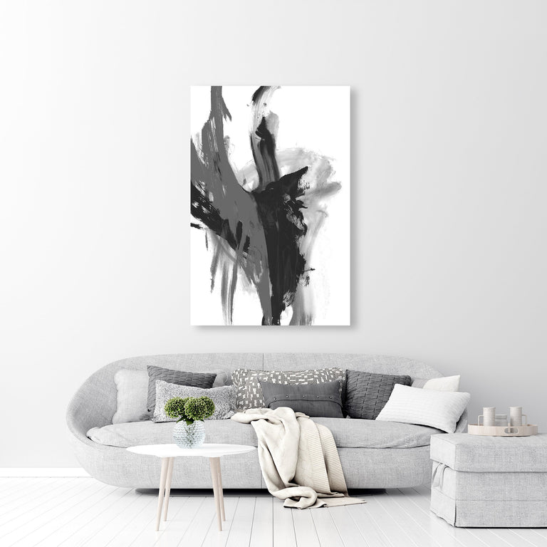 Walls V by Giselle Kelly | stretched canvas wall art