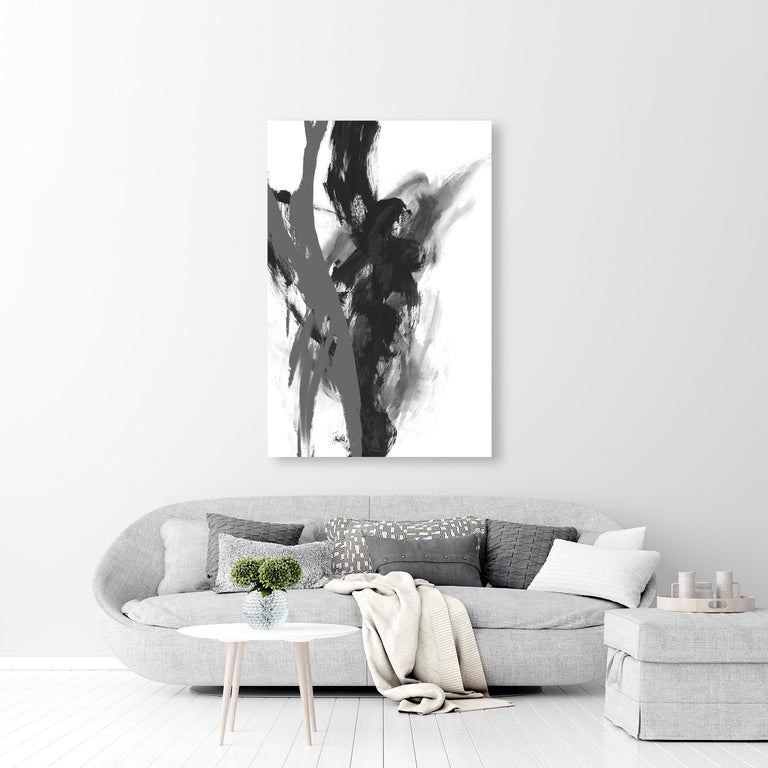 Walls VII by Giselle Kelly | stretched canvas wall art