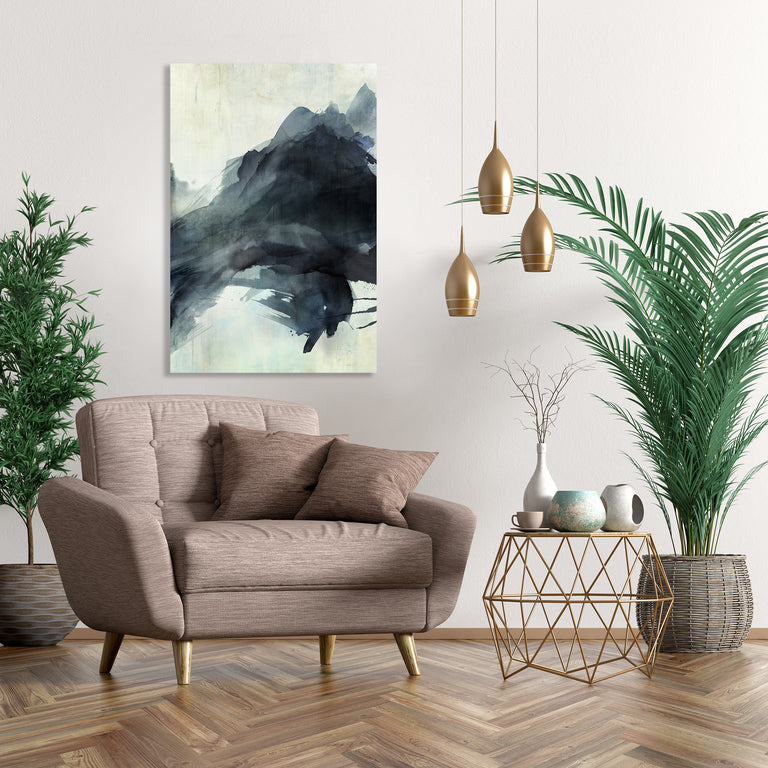 Big Stream II by Guseul Park | stretched canvas wall art