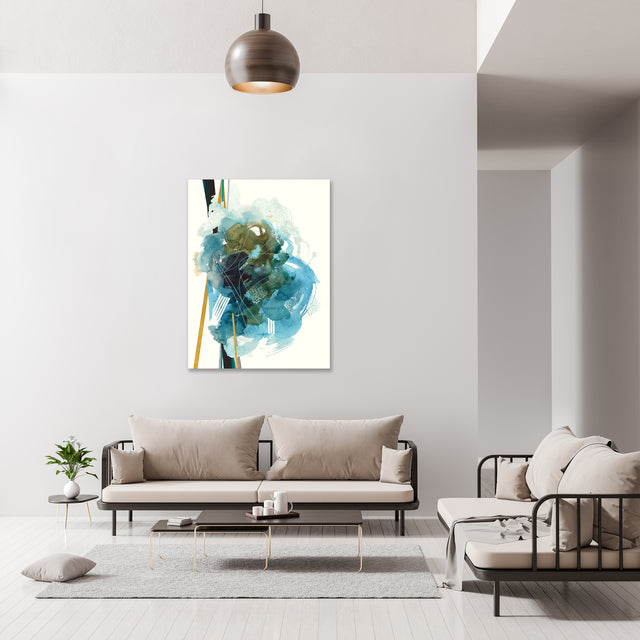 Bouquet Odors I by Sara Brown | stretched canvas wall art