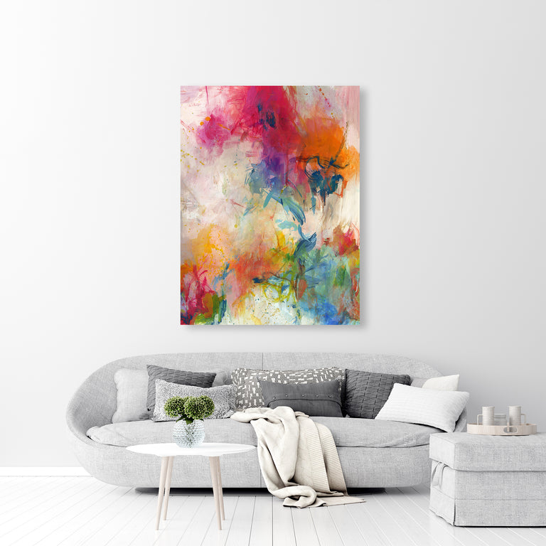 Daytime Parade I by Sonia Noir | stretched canvas wall art
