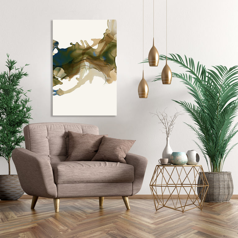 Here and Now II by Van Garret | stretched canvas wall art